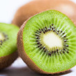 Royalty-Free Stock Photo: Kiwi on white background
