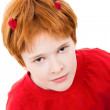 Red teen — Stock Photo #13568341