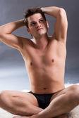Nude man — Stock Photo