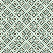 Vector seamless geometric pattern — Stock Vector