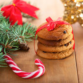 Christmas cookies — Stockfoto