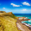 Stock Photo: Coastal view