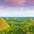Chocolate Hills — Stock Photo #12471262