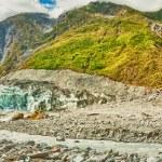 Fox-Gletscher — Stockfoto