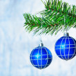 Christmas decorations — Stock Photo #15780795