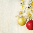 Christmas decorations — Stock Photo #15780815