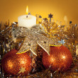 Christmas decorations — Stock Photo #16806623