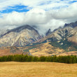 Mountain panorama — Stockfoto #19943997