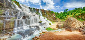Pongour waterfall — Stock Photo