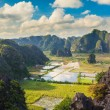 Tam coc national park — Stock Photo #22259103