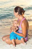 Breastfeeding — Stock Photo