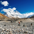 Mount Everest — Stock Photo #12443544