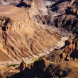 Fish River canyon - Stock Photo