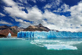 ледник перито морено — Стоковое фото