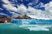 Glaciären perito moreno — Stockfoto