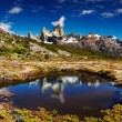 Mount Fitz Roy, Argentina - Stock Photo