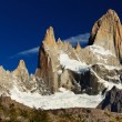 Stock Photo: Mount Fitz Roy