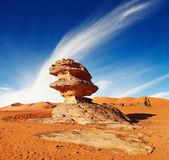 阿尔及利亚撒哈拉沙漠 — 图库照片
