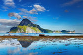 El Nido bay, Philippines — Stock Photo