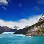 Spegazzini Glacier, Argentina — Stock Photo