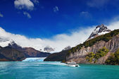 Spegazzini Glacier, Argentina — Stock Photo