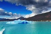 Argentino Lake, Patagonia, Argentina — Stock Photo