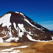 Mount Ngauruhoe, New Zealand — Stock Photo #26786835