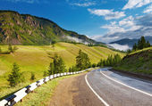 Mountain landscape — Foto de Stock
