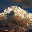 Mount Annapurna in Nepal — Stock Photo