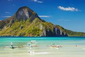 El Nido bay, Philippines — Stock Photo