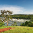 White Nile, Bujagali Falls, Uganda — Stock Photo #28215225