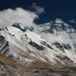 Stock Photo: Mount Everest, North face
