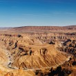 Fish River canyon, Namibia — Stock Photo #28215939