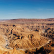 Stock Photo: Fish River canyon, Namibia