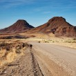 Kalahari Desert, Namibia — Stock Photo