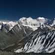 Stock Photo: Belukha- highest peak of Siberia