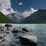 Mountain lake — Stock Photo #28216357