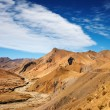 Stock Photo: Tibetan highlands