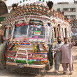 Pakistani local buses — Foto Stock #28216689