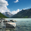 Mountain lake — Stock Photo #28216967