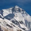 Mount Everest, North face — Stock Photo