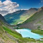 Lago de la montaña — Foto de Stock   #28217035