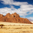 Rocks of Namib Desert, Namibia — Foto Stock