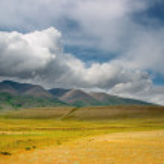 Mongolian landscape — Stock Photo #28217263