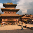 Kathmandu- capital of Nepal — Stock Photo #28217273
