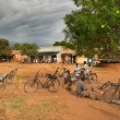 African village — Stock Photo