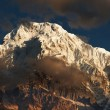 Stock Photo: Mount AnnapurnSouth Nepal, Himalaya