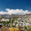 Lhasa- capital of Tibet — Stock Photo