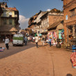 Stock Photo: Kathmandu- capital of Nepal