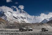 Everest base camp — Stock Photo
